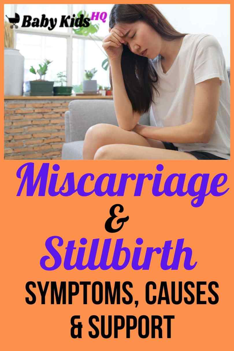 Losing a pregnancy can be heartbreaking. And for many expectant couples, the fear of having a miscarriage can be consuming, even edging out the excitement about being pregnant. Unfortunately, miscarriages are fairly common & Stillbirths do happen occasionally.