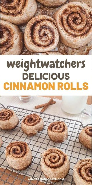Best Weight Watchers Cinnamon Rolls