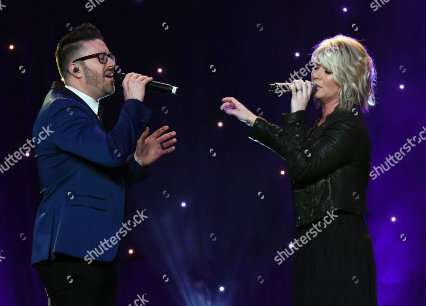 Danny Gokey and Natalie Grant at TJMartell Gala 2018
