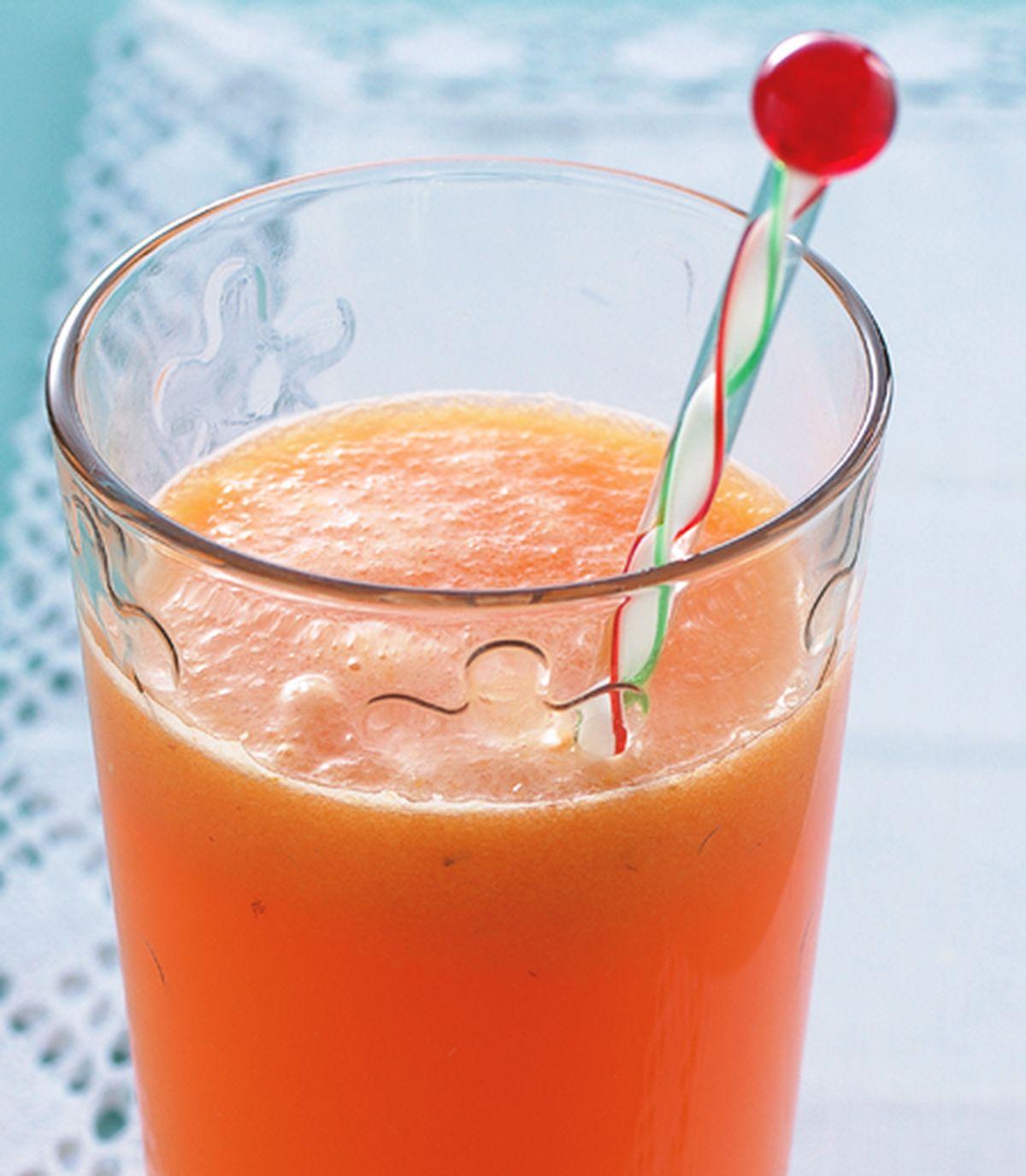 【食譜】紅蘿蔔黃椒芒果汁:www.ytower.com.tw