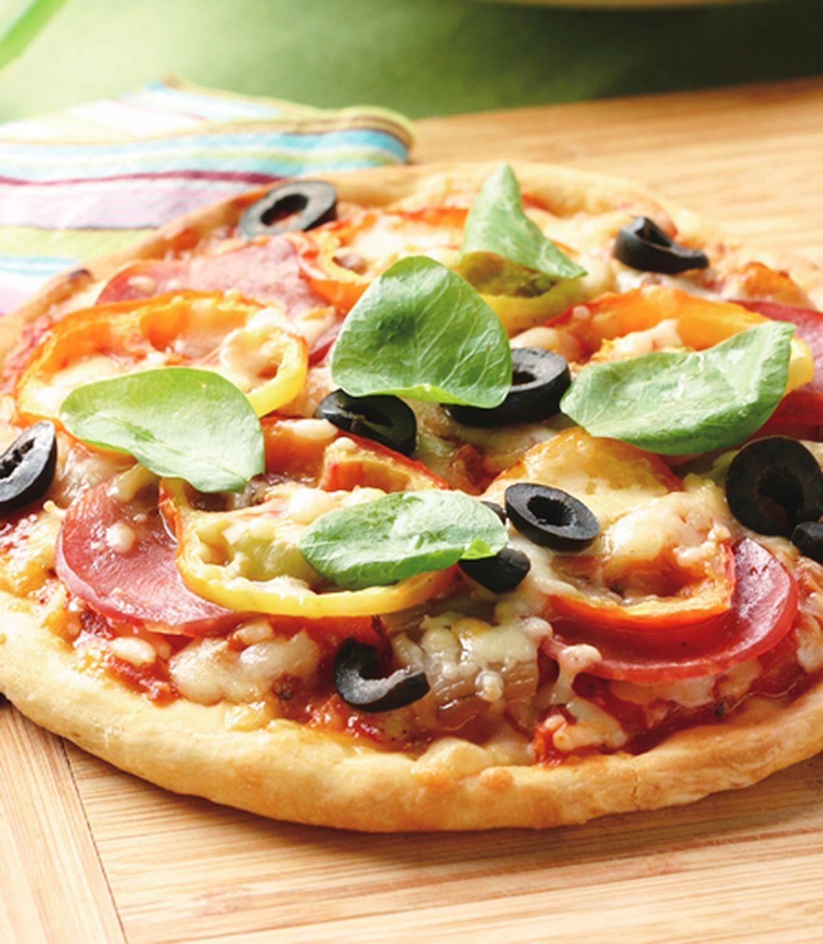 【食譜】拿波里臘腸薄片披薩:www.ytower.com.tw