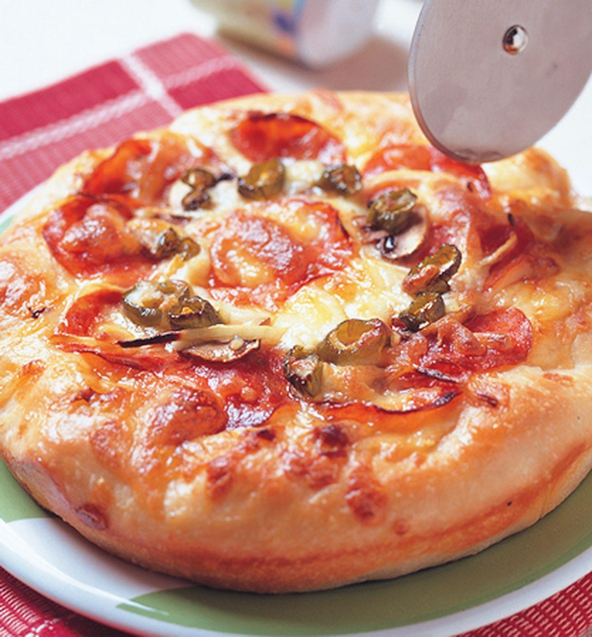【食譜】超辣墨西哥披薩:www.ytower.com.tw