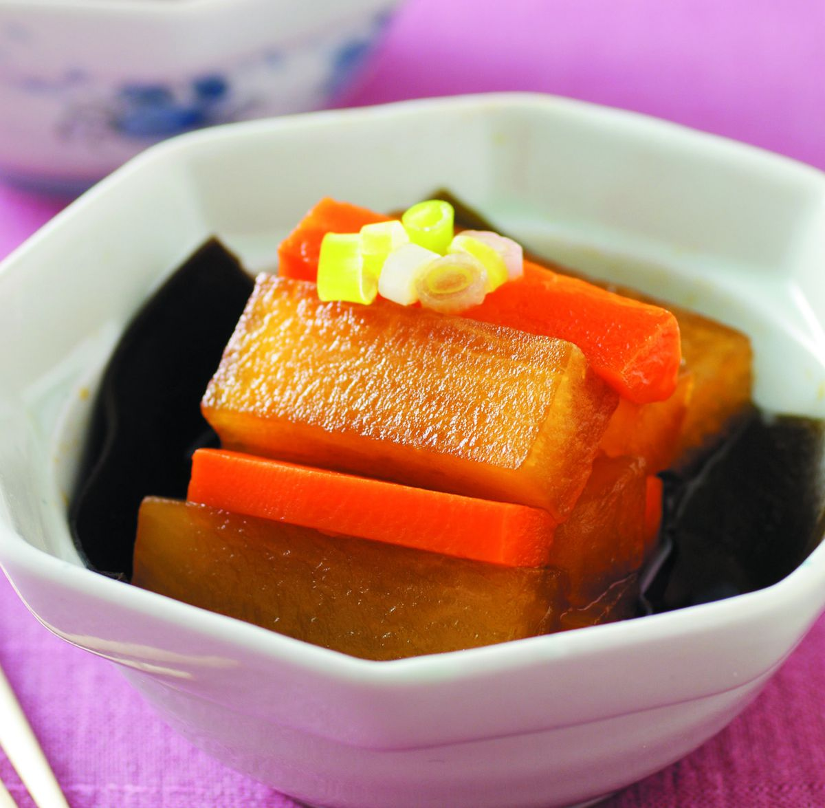 【食譜】日式風味燒蘿蔔:www.ytower.com.tw