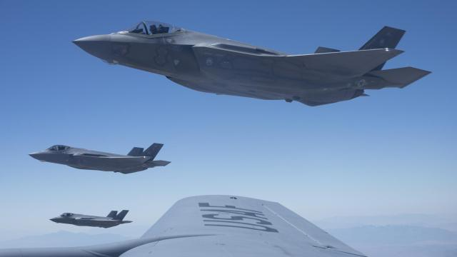 Lockheed Martin delivers 134 F-35 stealth fighters in 2019 | News ...