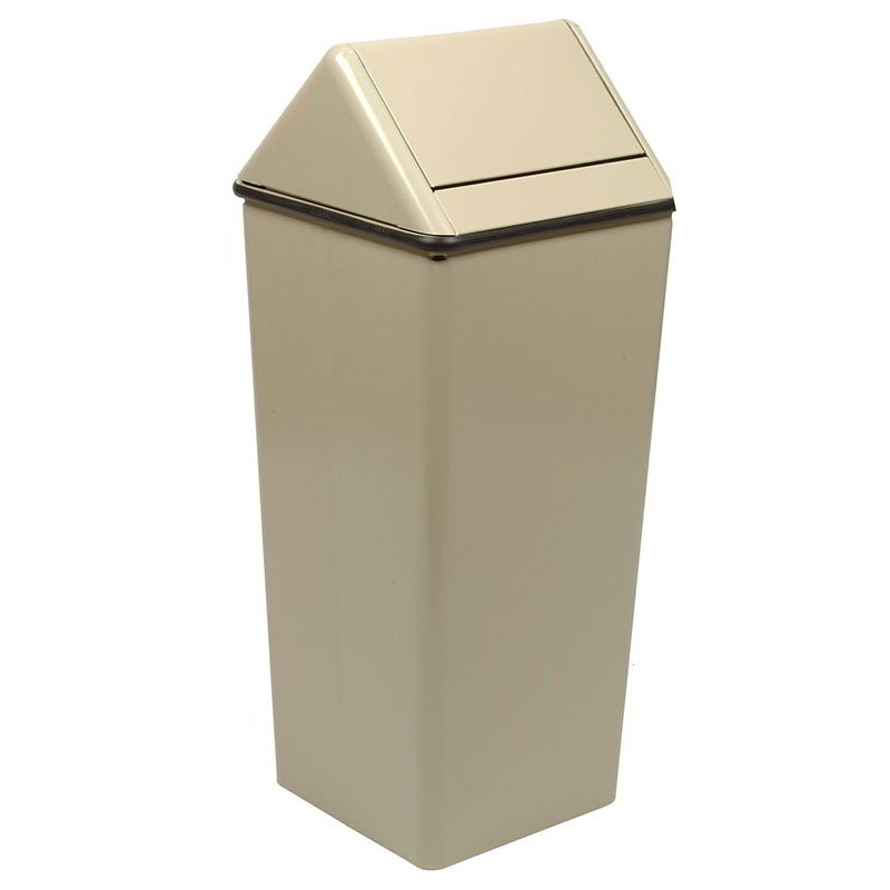 Large Decorative Trash Cans