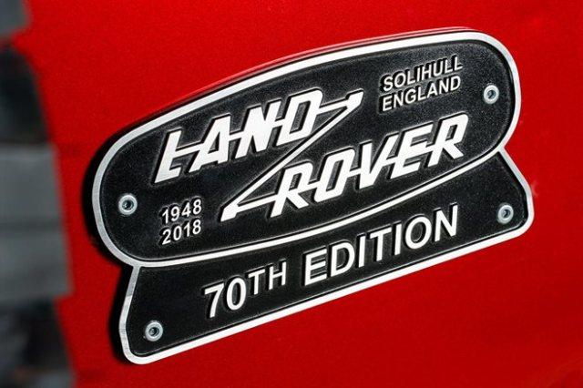 Land Rover Defender Works V8 debut 13