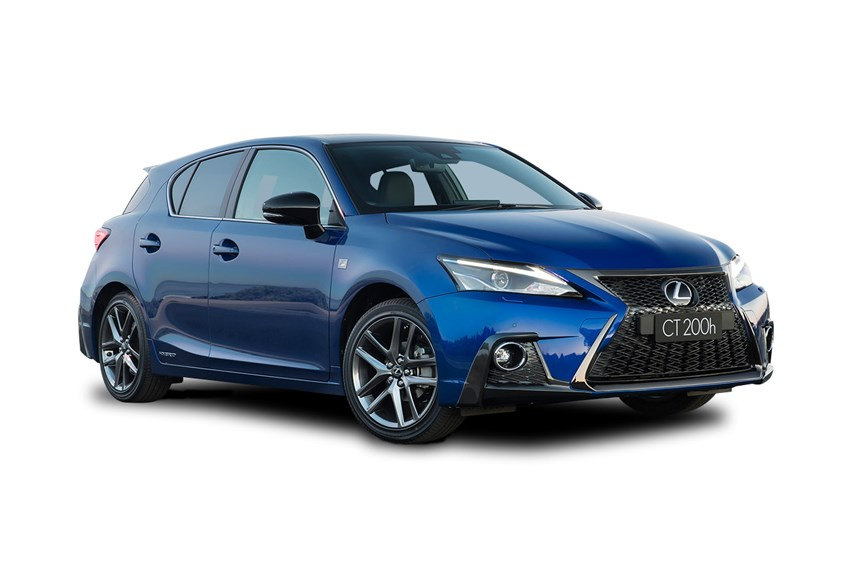 What Car Lexus Ct200H Auto Bild Idee