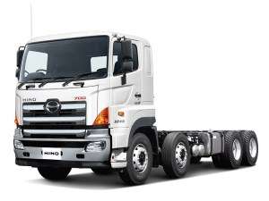 New HINO 700 SERIES FY 3248 AUTO AIR Trucks for sale