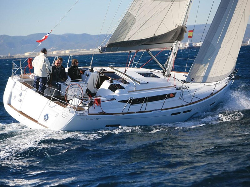 JEANNEAU SUN ODYSSEY 419 For Sale Trade Boats Australia