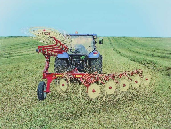 New SITREX QR 10 Hay Tools for sale