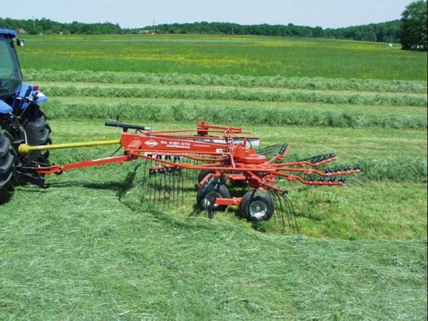 New KUHN GA4121GM Hay Tools for sale