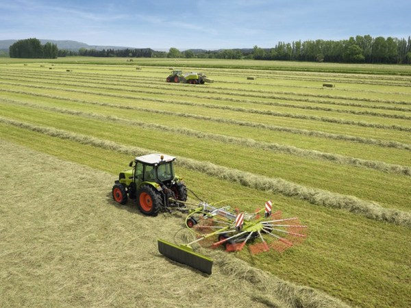 New CLAAS LINER 420 Hay Tools for sale
