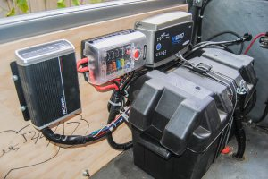 Projecta IntelliCharge DCSolar Charger: Product test