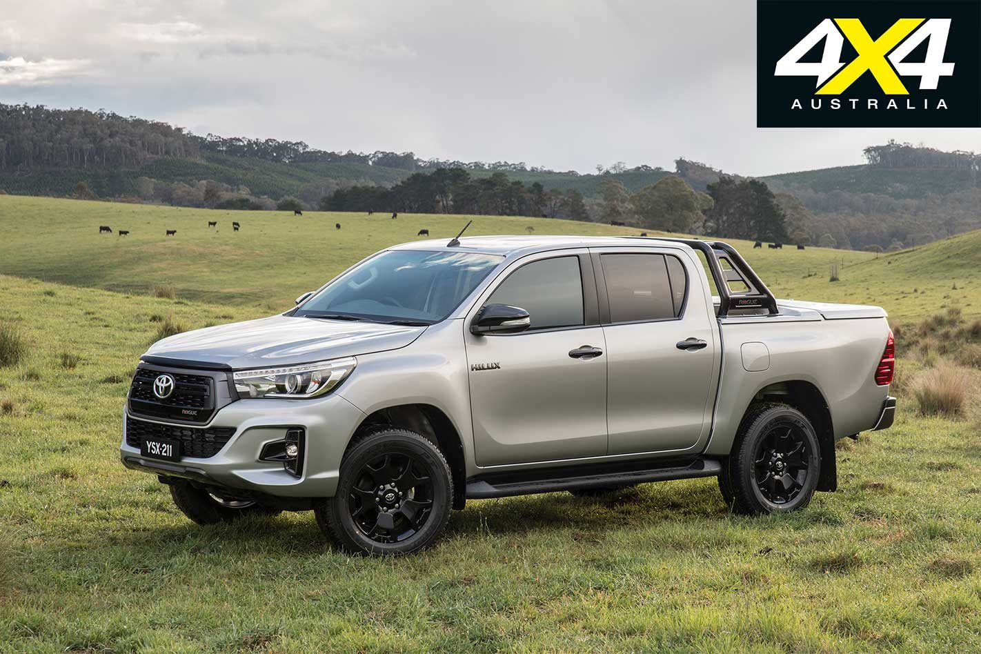 2018 Toyota Hilux Rogue Rugged And Rugged X Engineered