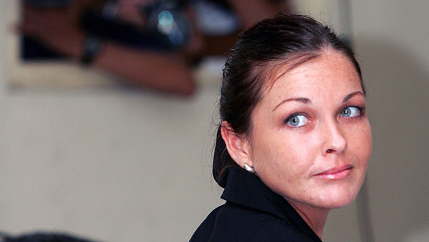 Schapelle Corby could be released this afternoon ...
