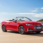 2017 Audi S5 Cabriolet Review