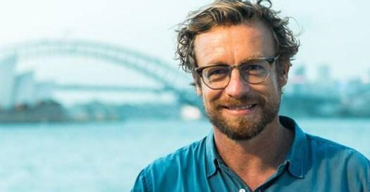 Simon Baker talks returning to Australia for his new film ...