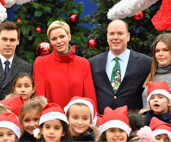 Prince Albert and Princess Charlene have more than one special occasion to celebrate in December.