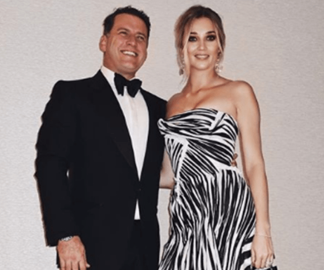 Karl Stefanovic and Jasmine Yarbrough's wedding is estimated to cost between $350,000 and $500,000. (Source: Instagram)