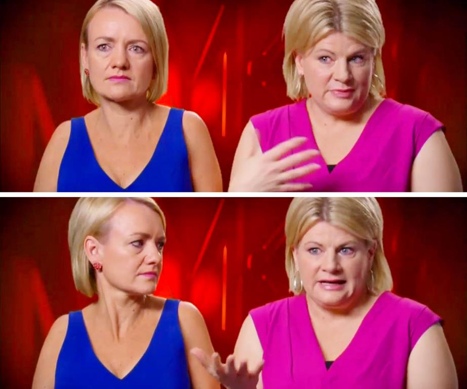 2015 runners up Jac and Shaz were reportedly blindsided by the two endings being filmed. (Image: Supplied)