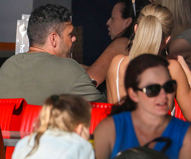 Telv and Jess were snapped together in December. (Image: Exclusive/Media Mode)