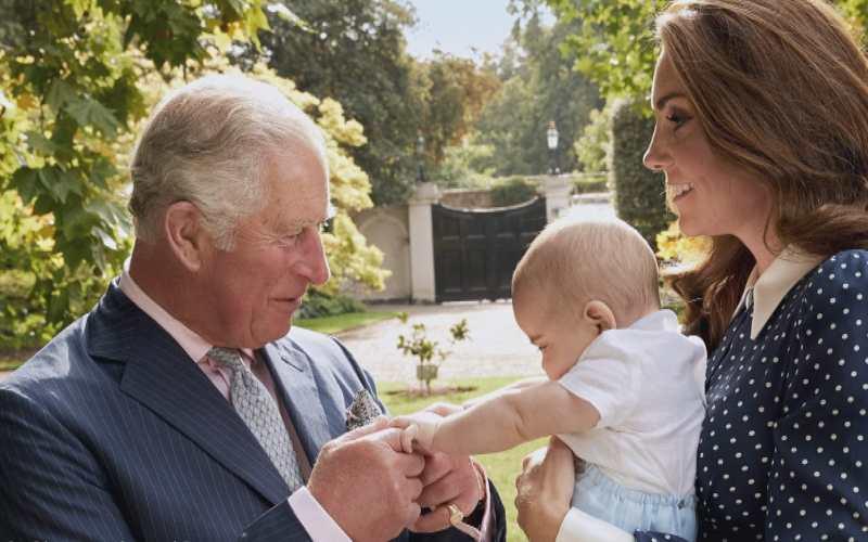 Image credit: Chris Jackson/Getty Images via Buckingham Palace.