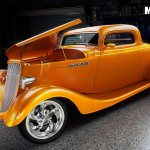 Elite Level Home Built 1934 Ford Three Window Coupe Impact