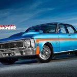 1233hp Turbo 1969 Ford Xw Fairmont Flashback