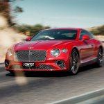 2019 Bentley Continental Gt Review Motor
