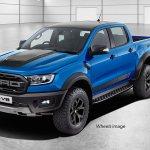 2020 Ford Ranger Raptor To Receive Mustang V8 Engine Transplant
