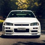 Nissan Almost Fitted A V6 To The Skyline R34 Gt R Instead Of The Rb26