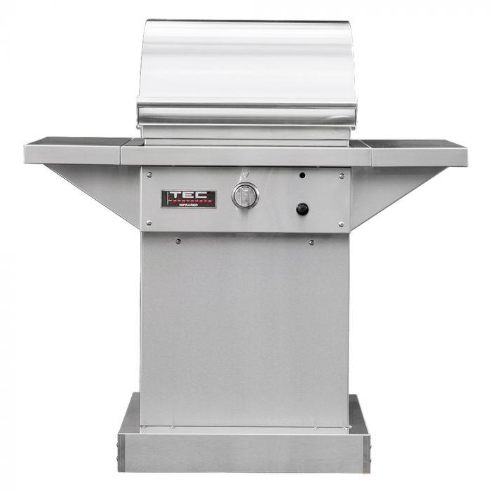 https www kickassgrills com tec sterling patio 1 fr infrared gas grill on pedestal html