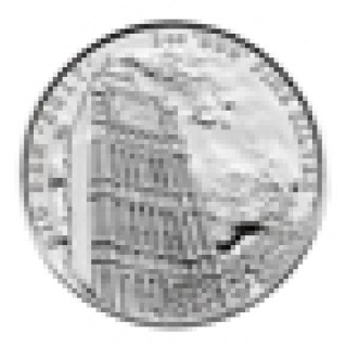 Landmarks of Britain Silver Coin