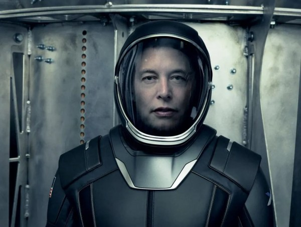 Elon Musk Unveils The New SpaceX Spacesuit Design ...