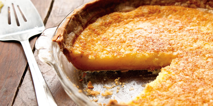 Lemon-Chess-Pie