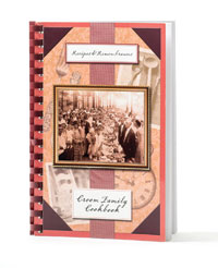 Recipes and Remembrances: Croom Family Recipes