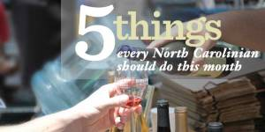 5 Things to Do in June 2013