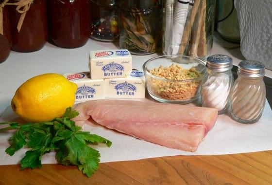 Mahi-mahi recipe ingredients