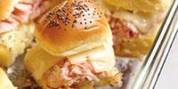 Tailgate Ham Rolls