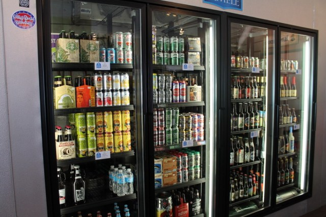 Carolina Beer Temple in Matthews offers a wide variety of craft beers for sale from North Carolina and around the United States, as well as beers from Belgium.