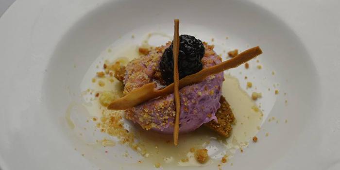Purple Sweet Potato Mousse With Maple Honey Syrup Recipe