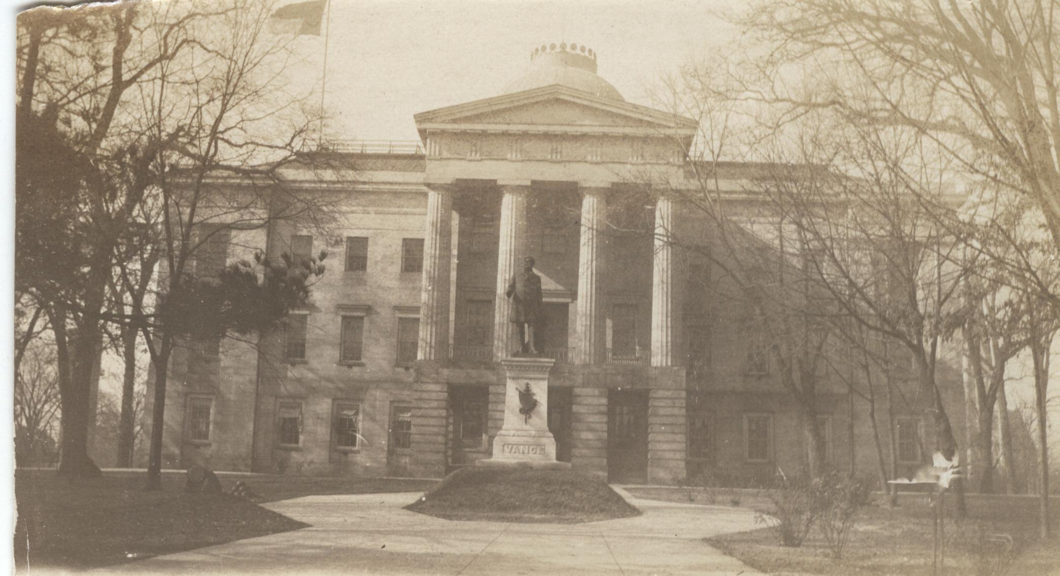 State Capitol Building 1908