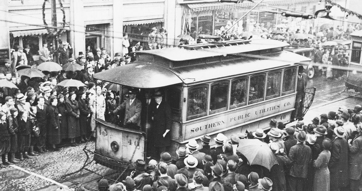 When Streetcars Ruled The Roads Of North Carolina Our