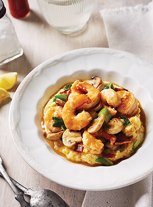 Crooks Corner Shrimp Grits 300x405