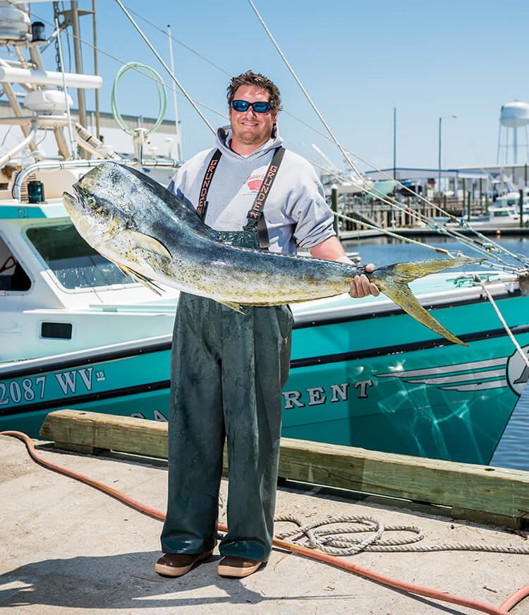 nick gowitzka fisherman
