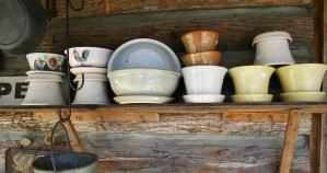 seagrove pottery