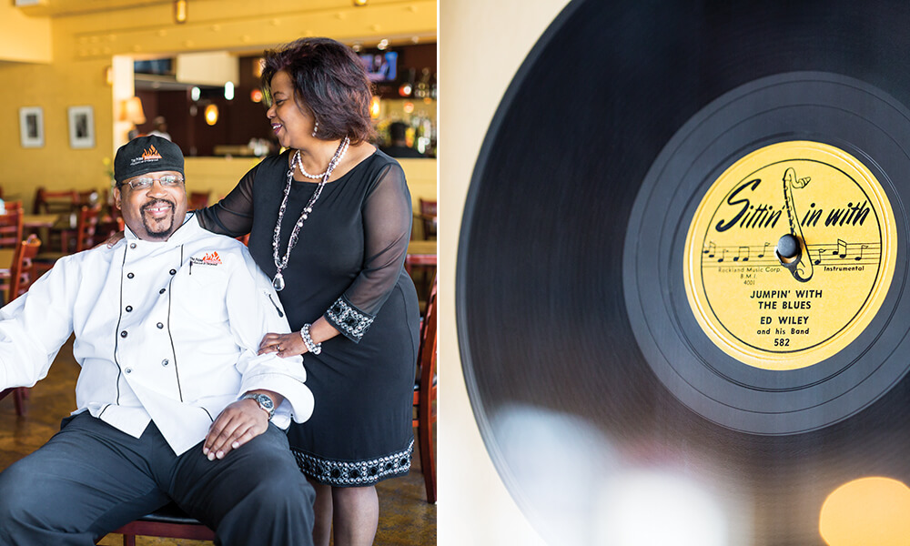 ed wiley III jazz record
