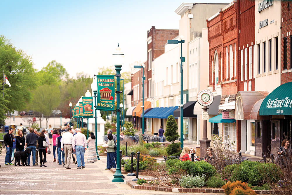 Downtown Hickory Restaurants