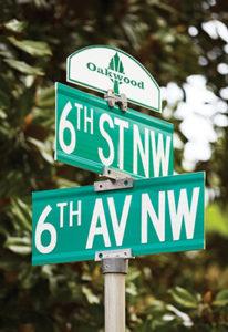 street avenue hickory