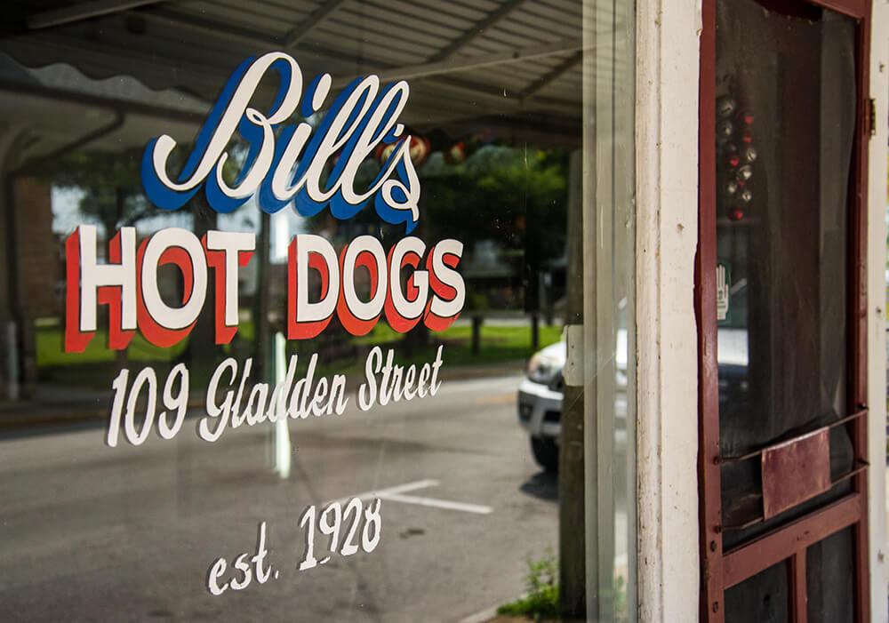 Bills Hot Dogs Washington North Carolina